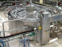 Aseptic Filling Area