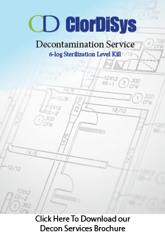 Decontamination Services Brochure
