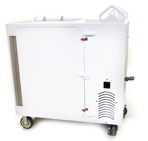 Portable Decon Cart