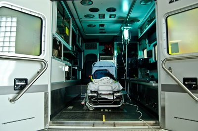 ambulance disinfection